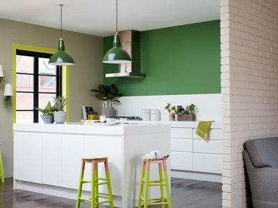 Lime & Lemon, una de las tendencias decorativas más refrescantes para el verano: 9 ambientes