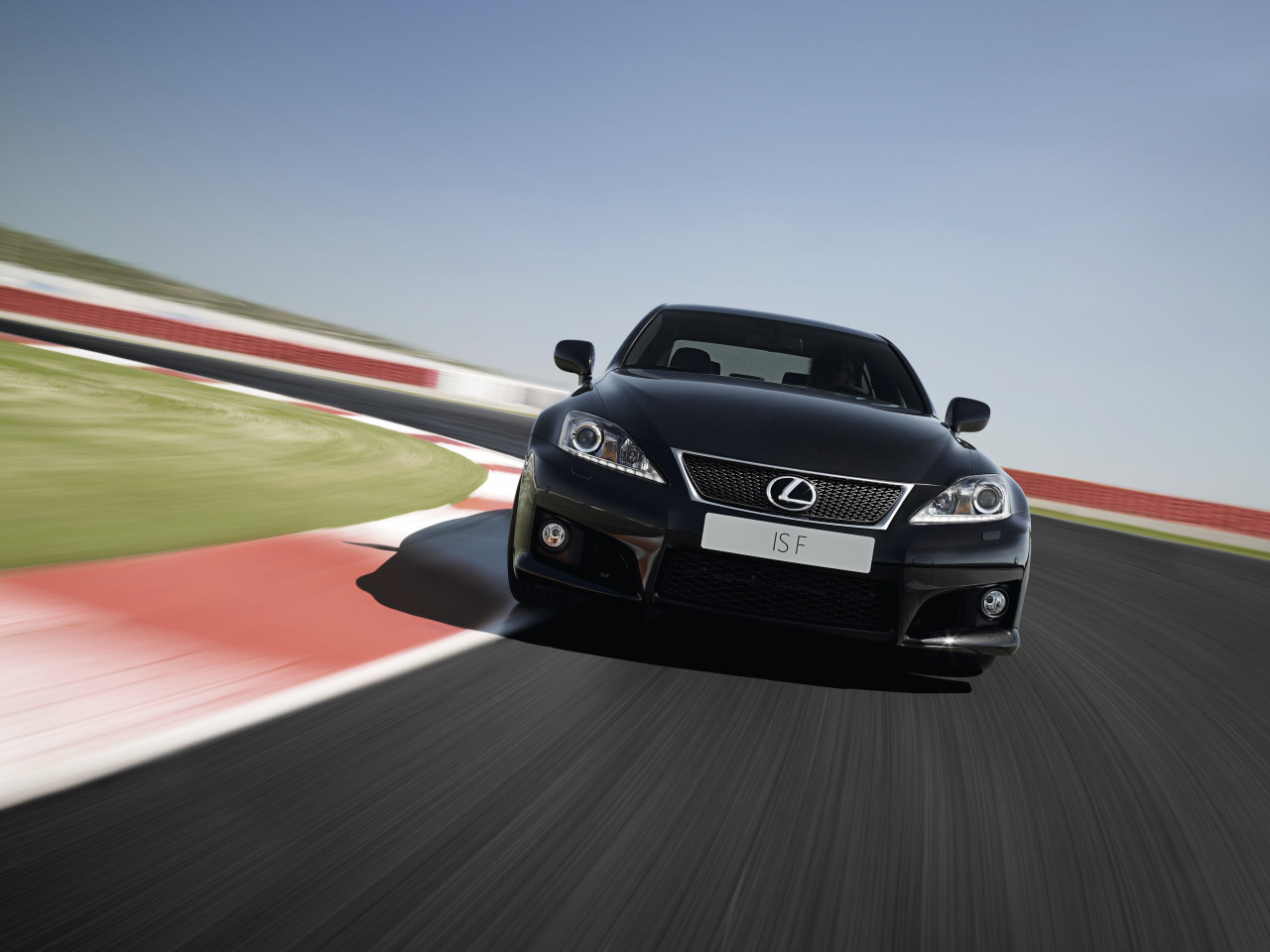 Foto de Lexus IS-F 2011 (1/13)