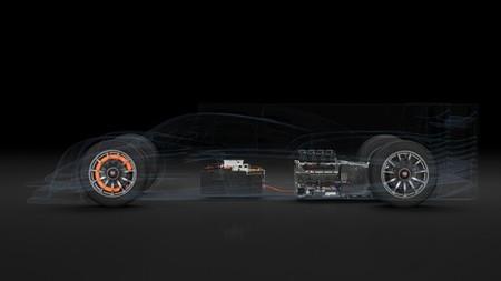 Así es el sistema híbrido de Toyota para competición