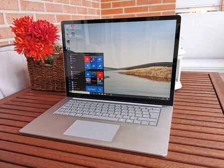 Aparece en Geekbench un posible Surface Laptop 4 equipado con una CPU AMD Ryzen 5