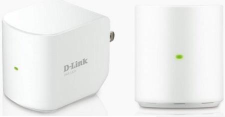 D-Link amplia la oferta de repetidores WiFi de fácil instalación