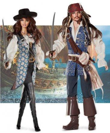 Barbie Piratas del Caribe