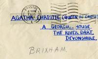 Se publica la correspondencia de los fans de Agatha Christie