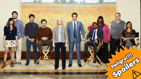 'Parks and Recreation' regresa por todo lo alto