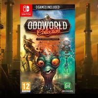 El recopilatorio Oddworld Collection juntará tres entregas de la saga en una sola cuando llegue a Nintendo Switch en mayo