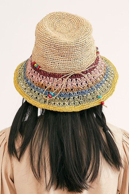 Bucket Hat Crochet 06
