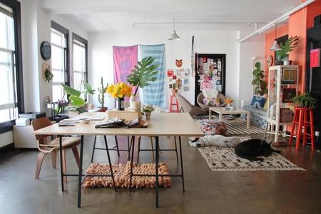 Lo mejor de la India y de California unido en los adorables textiles de Block Shop