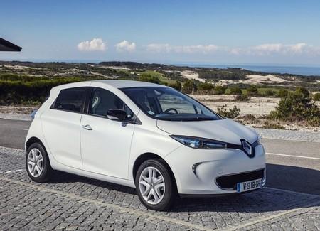 Renault Zoe Ev 2