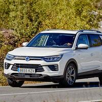 El nuevo SsangYong Korando GLP es un SUV con etiqueta ECO que promete más de 1.000 km de autonomía, desde 22.550 euros