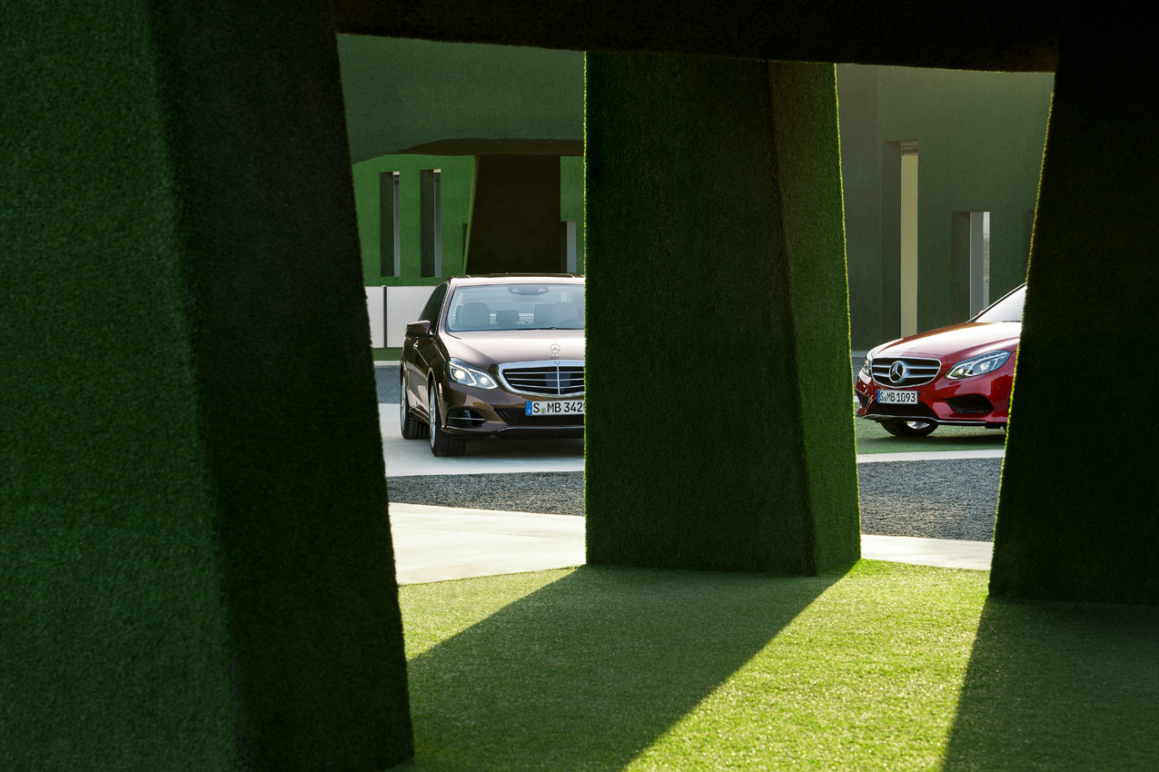 Foto de Mercedes-Benz Clase E 2013 (30/61)