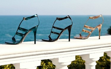 Mi presupuesto de rebajas de este año va todo dedicado a... los zapatos