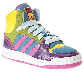 Adidas Game Mid, like the rainbow