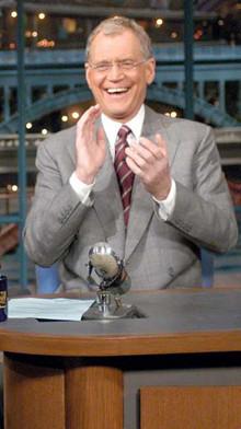 David Letterman vuelve con sus guionistas
