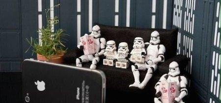 Cómo y cuándo ver Star Wars con tus hijos