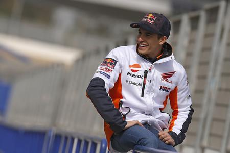 """Marc Márquez repasa la pretemporada, """"ya veremos si podemos luchar por la victoria en Catar"""""""