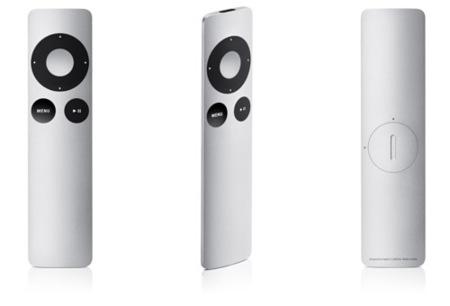 El Apple Remote tiene nuevo diseño