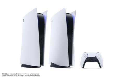 PS5 y PS5 Digital Edition: diseño, imágenes y videos de nuevo ...