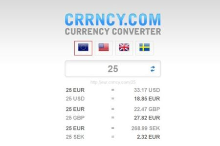 Currency converter, simple conversor de divisas