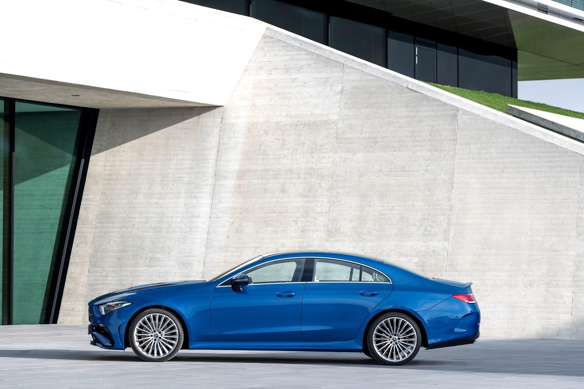 Foto de Mercedes-Benz CLS 2022 (17/63)