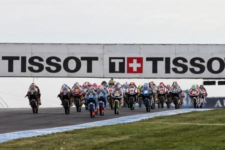 Listado definitivos de pilotos de MotoGP, Moto2 y Moto3 para el 2015