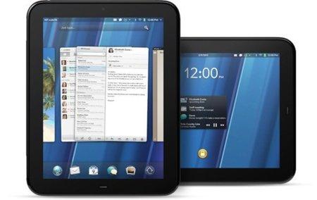 HP Opal: HP también pondrá un tablet de 7 pulgadas con WebOS