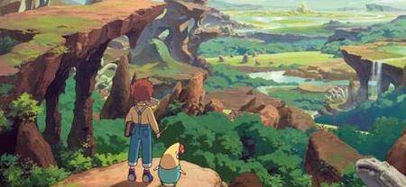 Nuevas imágenes del RPG que preparan Miyazaki, Studio Ghibli y Level 5