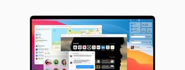 macOS 11 Big Sur ya es oficial: nuevo diseño, Safari más seguro, transición a chips de Apple y Rosetta 2