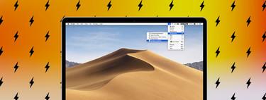 Superbar es una aplicación gratuita para macOS con la que acceder rápidamente a enlaces, apps o snippets desde la barra de menús