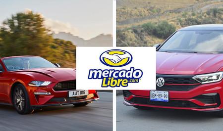 El Volkswagen Jetta y Ford Mustang son los coches más buscados en Mercado Libre en México