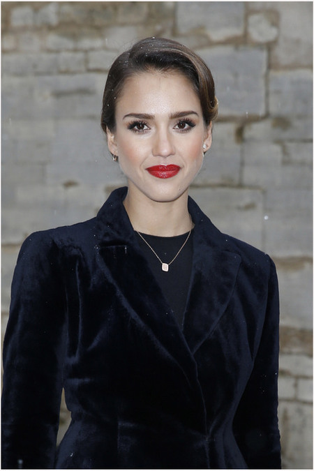 Jessica Alba Dior