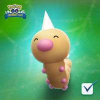 Weedle y Gastly son los ganadores de la votación de Pokémon GO para protagonizar los Días de la Comunidad de junio y julio