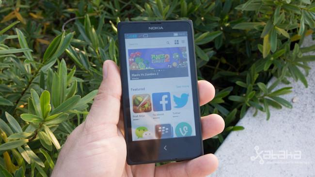 Nokia X análisis