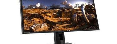 Asus ofrece hasta 280 Hz de tasa de refresco en su nuevo monitor para gamers: así es el Asus VG279QM
