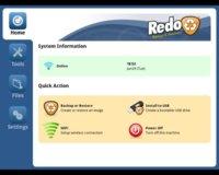 Haz copias de seguridad con Redo Backup and Recovery