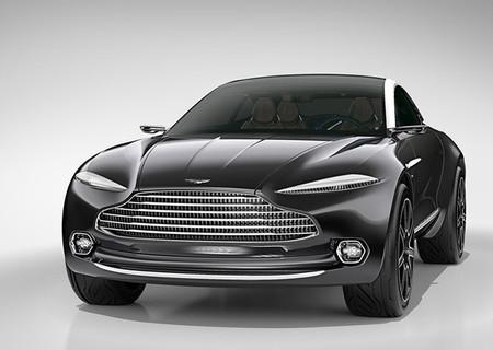 Aston Maryin DBX