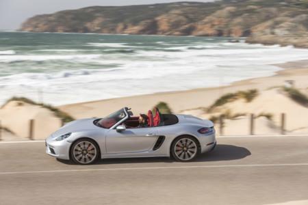 Porsche 718 Boxster, toma de contacto