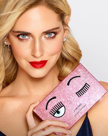 Ya podemos ver la primera colección de maquillaje de Chiara Ferragni con Lancôme y es mucho más bonita de lo que esperábamos