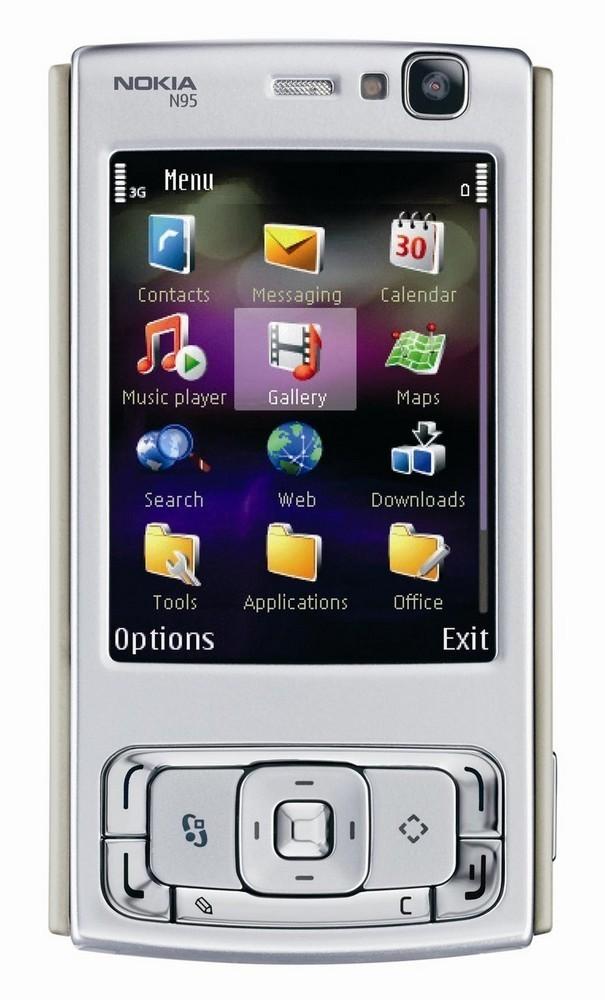 Foto de Nokia N95, fotos oficiales (4/10)