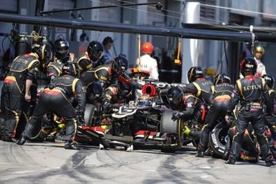 Mi Gran Premio de Alemania 2013: Sebastian Vettel gana la partida a Lotus