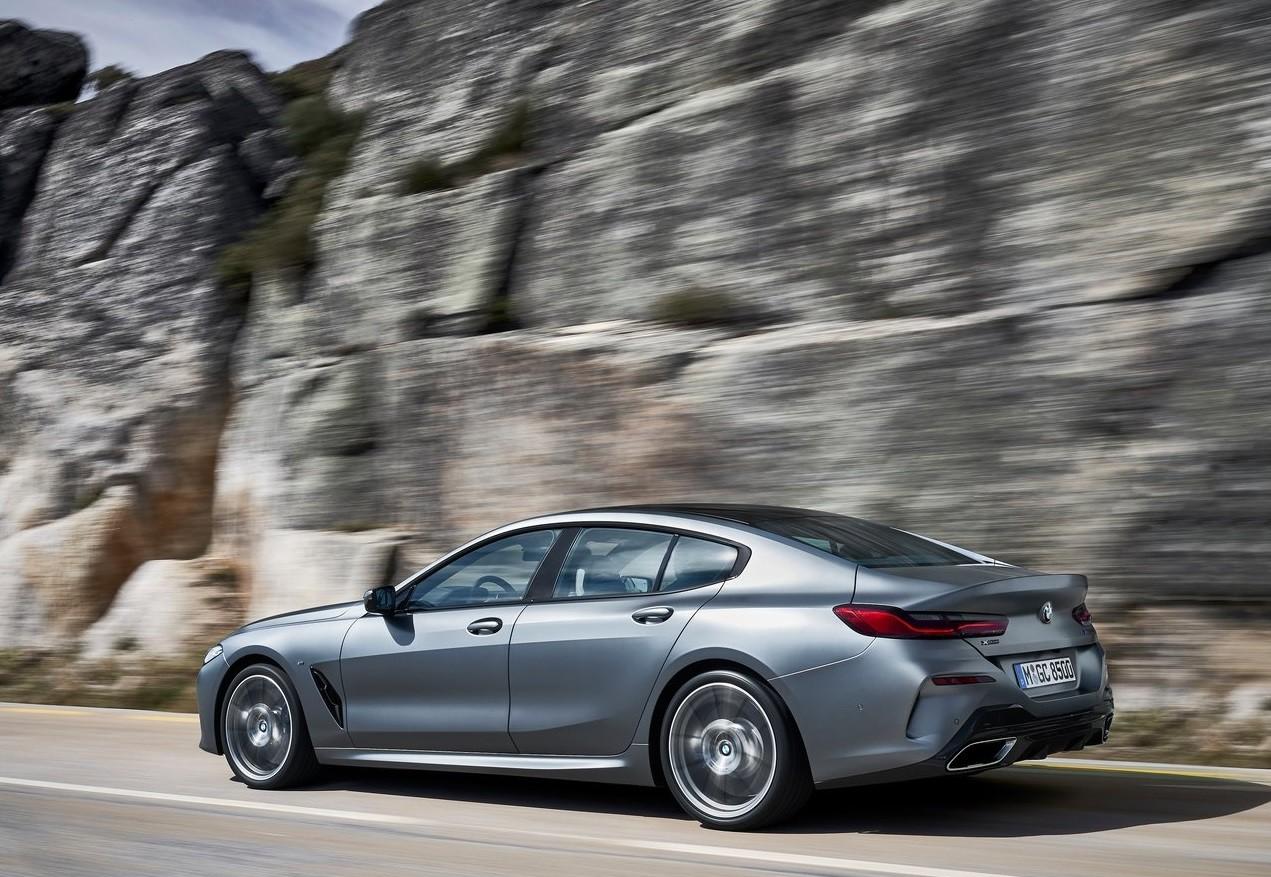 Foto de BMW Serie 8 gran coupé 2020 (7/17)