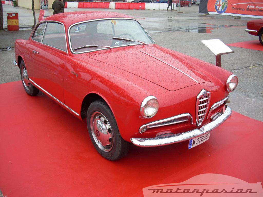 Alfa Romeo Driving Experience 2008 (Jarama)