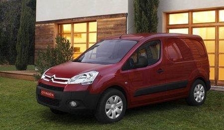 furgonetas eléctricas Citroën Berlingo