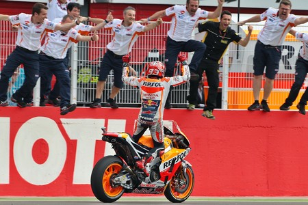 Marc Marquez From Cervera To Tokio1