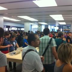 Foto 80 de 93 de la galería inauguracion-apple-store-la-maquinista en Applesfera
