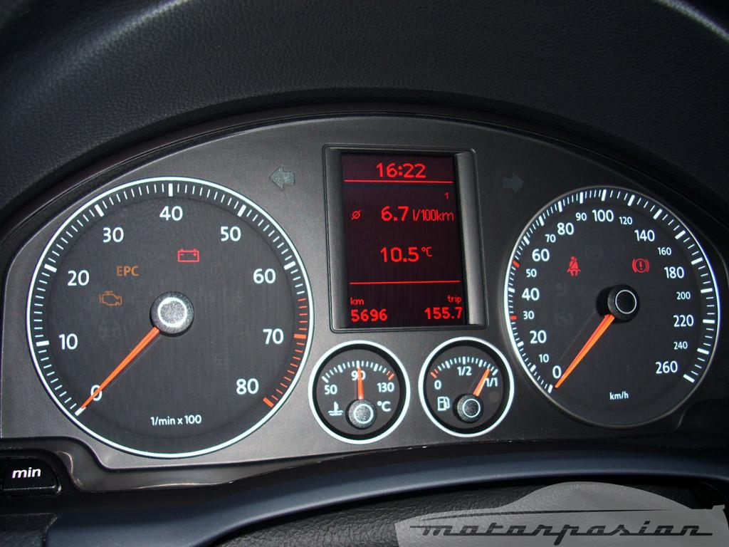 Foto de Volkswagen Golf Variant (23/40)