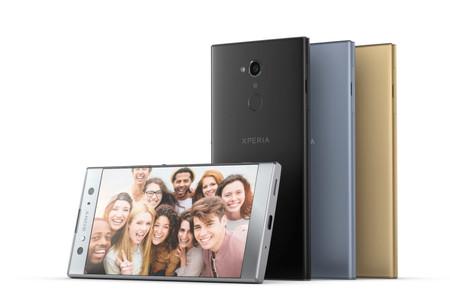 Los Sony Xperia XA2, XA2 Ultra y Xperia L2 llegan a España: precio y disponibilidad oficiales