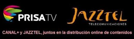 CANAL+ y Jazztel lanzarán una nueva plataforma de TV online