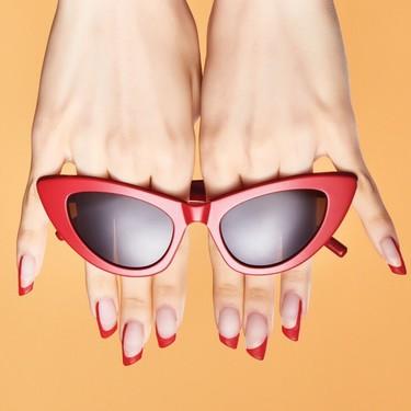 La manicura biselada se cuela como curiosa tendencia llegada desde Corea del Sur para lucir en nuestras uñas este otoño
