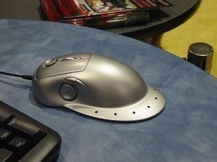 Sandio presenta un ratón 3D para juegos