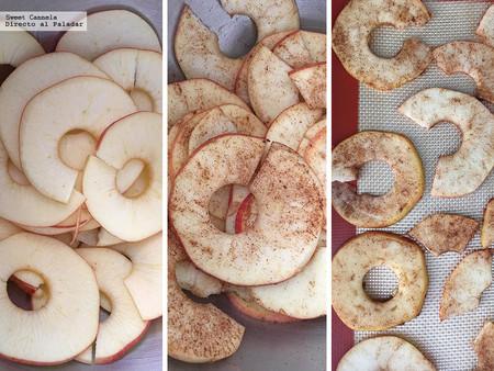 Manzanas Canela